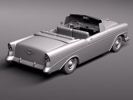 Chevrolet Bel Air 1956 Convertible 3868_9.jpg