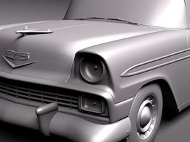 Chevrolet Bel Air 1956 Convertible 3868_12.jpg