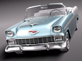 Chevrolet Bel Air 1956 Convertible 3868_2.jpg