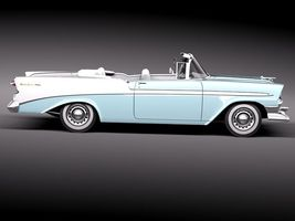 Chevrolet Bel Air 1956 Convertible 3868_7.jpg