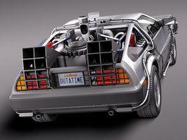 DeLorean DMC 12 Back To The Future 3919_5.jpg