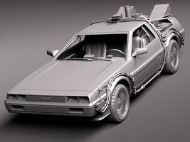 DeLorean DMC 12 Back To The Future 3919_9.jpg