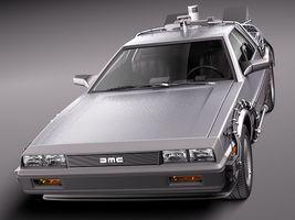 DeLorean DMC 12 Back To The Future 3919_2.jpg