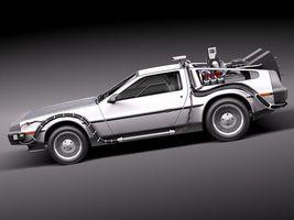 DeLorean DMC 12 Back To The Future 3919_7.jpg