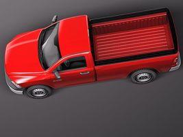 Dodge Ram 2011 regular cab midpoly 4034_8.jpg