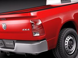 Dodge Ram 2011 regular cab midpoly 4034_4.jpg
