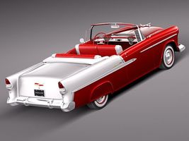 Chevrolet Bel Air Convertible 1955 4153_5.jpg