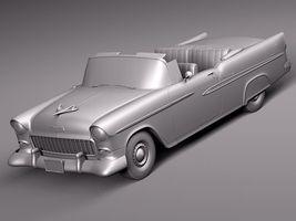 Chevrolet Bel Air Convertible 1955 4153_9.jpg
