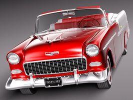 Chevrolet Bel Air Convertible 1955 4153_2.jpg