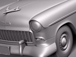 Chevrolet Bel Air Convertible 1955 4153_11.jpg
