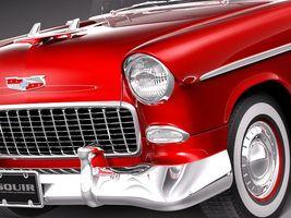 Chevrolet Bel Air Convertible 1955 4153_3.jpg