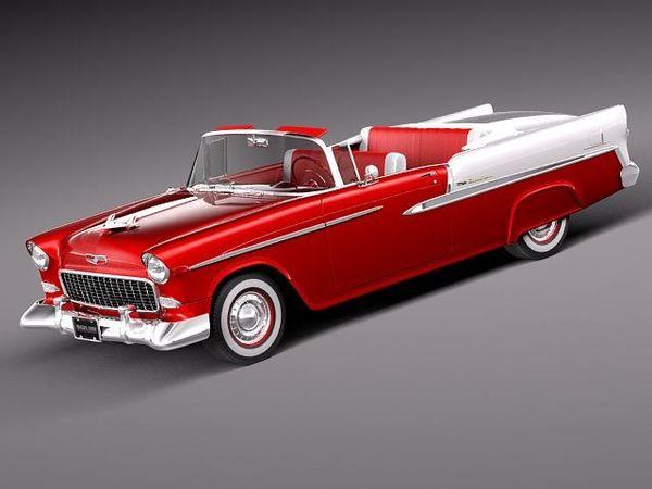 Chevrolet Bel Air Convertible 1955 4153_1.jpg