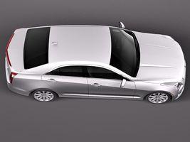 Cadillac ATS 2013 4170_8.jpg