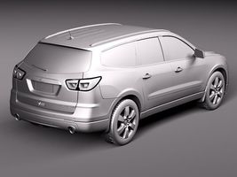 Chevrolet Traverse 2013 4209_9.jpg