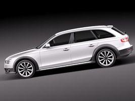 Audi A4 Allroad Quattro 2013 4234_7.jpg