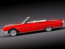 Ford Thunderbird Convertible 1965 4265_8.jpg