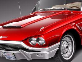 Ford Thunderbird Convertible 1965 4265_3.jpg