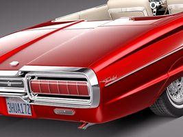 Ford Thunderbird Convertible 1965 4265_4.jpg