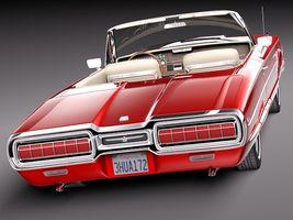 Ford Thunderbird Convertible 1965 4265_6.jpg