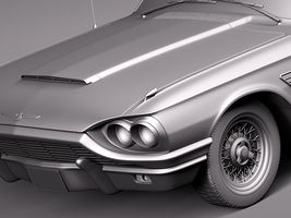 Ford Thunderbird Convertible 1965 4265_11.jpg