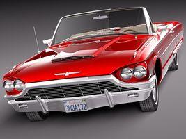 Ford Thunderbird Convertible 1965 4265_2.jpg