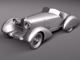 Mercedes Benz 710 SSK Trossi Roadster 1930 4271_12.jpg