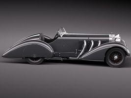 Mercedes Benz 710 SSK Trossi Roadster 1930 4271_7.jpg