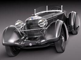 Mercedes Benz 710 SSK Trossi Roadster 1930 4271_2.jpg