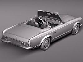 Mercedes Benz SL W113 Pagoda 1963 1971 4272_10.jpg