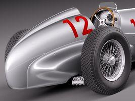 Mercedes Benz W125 Grand Prix Race Car 4306_4.jpg
