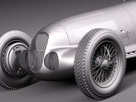 Mercedes Benz W125 Grand Prix Race Car 4306_11.jpg