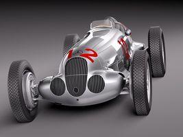 Mercedes Benz W125 Grand Prix Race Car 4306_2.jpg