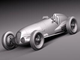 Mercedes Benz W125 Grand Prix Race Car 4306_10.jpg