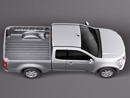 Chevrolet Colorado 2012 Extended Cab 4328_8.jpg