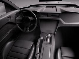 Ford Mustang Caroll Shelby Cobra GT500 Tribute 4375_14.jpg