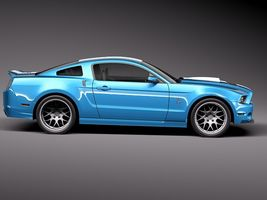 Ford Mustang Caroll Shelby Cobra GT500 Tribute 4375_7.jpg