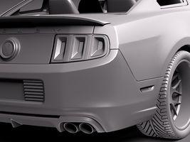 Ford Mustang Caroll Shelby Cobra GT500 Tribute 4375_13.jpg