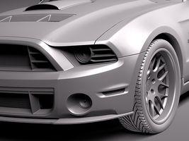 Ford Mustang Caroll Shelby Cobra GT500 Tribute 4375_12.jpg