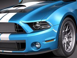 Ford Mustang Caroll Shelby Cobra GT500 Tribute 4375_3.jpg