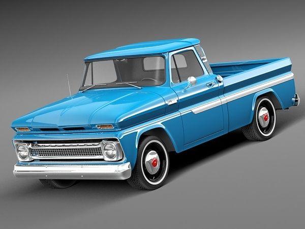 Chevrolet C10 1965 Pickup 4387_1.jpg