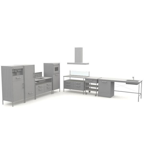 kitchen furniture set 129 am10 image 0