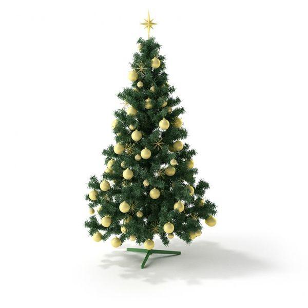 Christmas tree 03 AM88 image 0